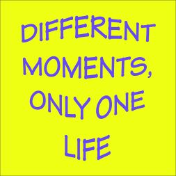 DIFFERENT MOMENTS-1
