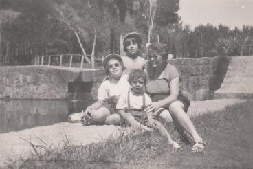 Santa Teresa 1954